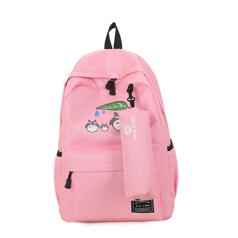 Backpack Storage Bag For Men Women Girls Boys Personalized Pattern Small Flowers At Dusk Shopping Bag School Bag Travel Bag