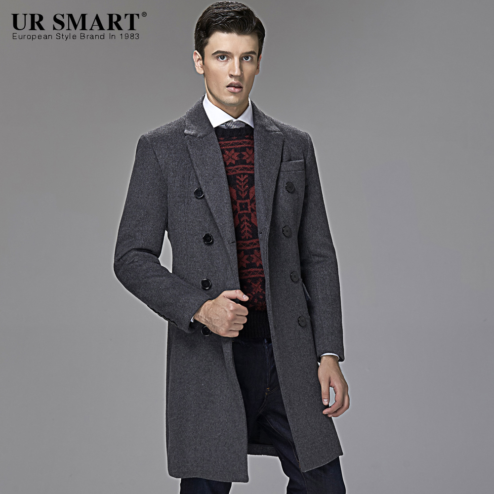Online Get Cheap Men British Coat Grey Wool -Aliexpress.com ...