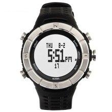 Ezon часы H001A11 50 М Водонепроницаемый Военный Открытый Восхождение многофункциональные Цифровые Часы для Мужчин