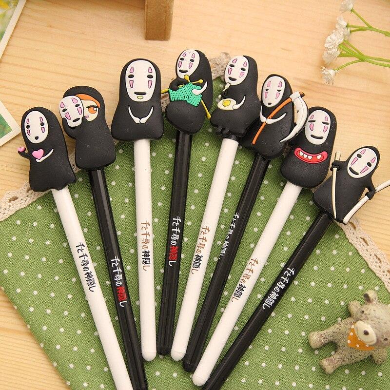 8 шт./компл. Унесенные призраками фигурку игрушки 8 разные выражения Модель нет лицо человека ручки для детей Мальчики Девочки Студенты пода...