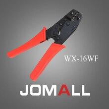 Купить с кэшбэком WX-16WF crimping tool crimping plier 2 multi tool tools hands Ratchet Crimping Plier (European Style)