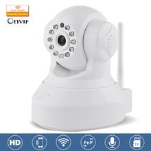 De alta calidad de la Cámara IP 720 P Marlboze C7837 Surverllance Blanco P2P Onvif CCTV HD de La Visión Nocturna de Interior Casa Wifi Cámara