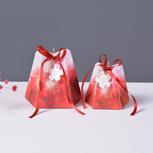 30pcs/lot Creative Five-pointed star Candy Box Wedding Favors paper box  DIY Gift Boxes goodie bags  Party Wedding Supplies 100pcs 2017 five star european style hollow wedding candy box gift paper boxes chocolate carton wedding supplies