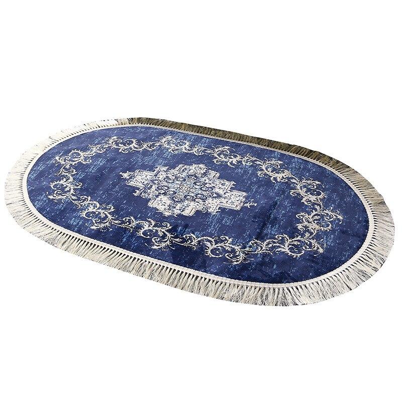 Coton doux gland maison tapis pour salon chambre enfant chambre décorer maison tapis plancher porte tapis Simple nordique zone tapis - 5