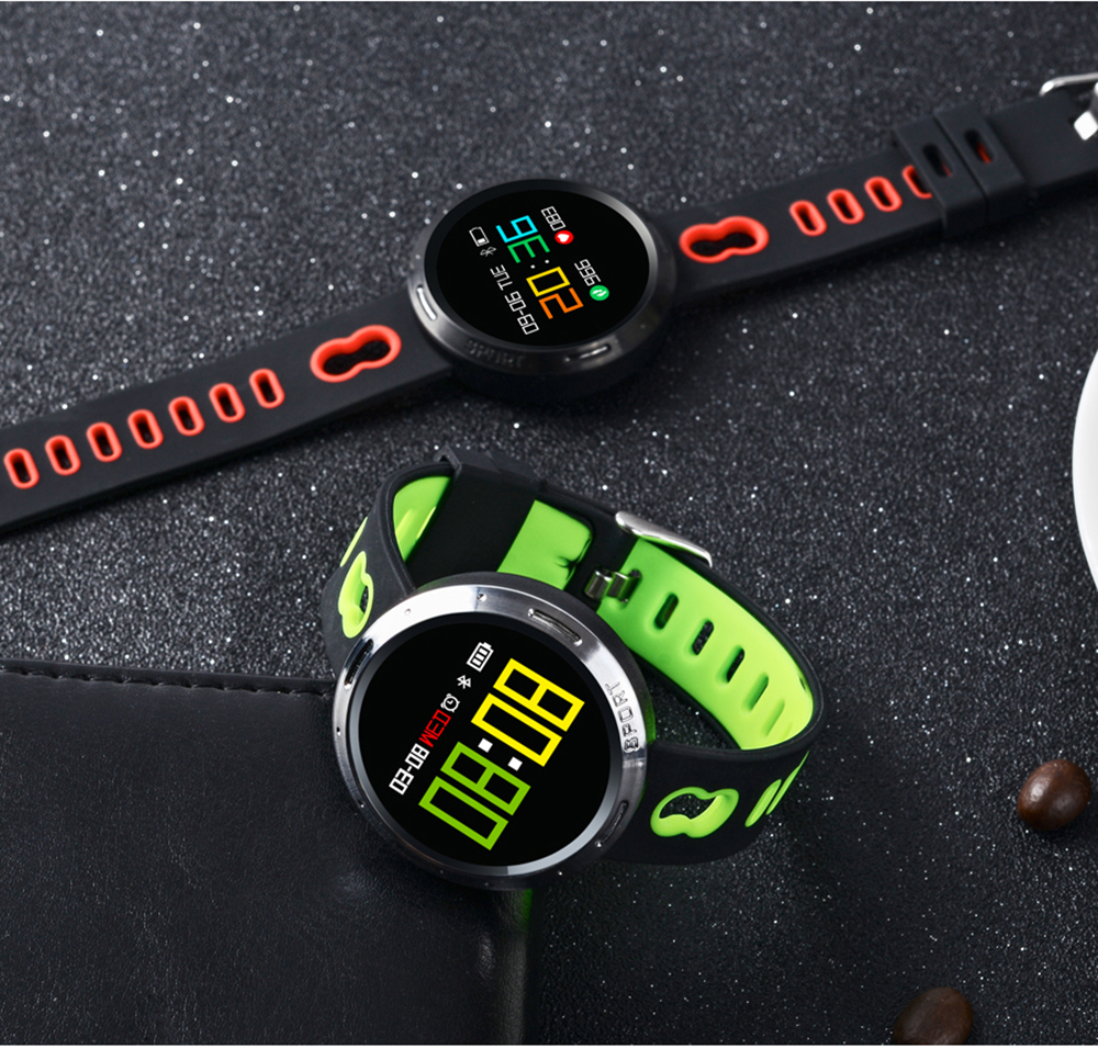 X9 - VO Smartwatch real shoot