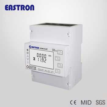 SDM630-MT MID, Multi Tariffs , Multifunction, Three Phase Four Wire Din Rail Energy Meter, RS485 Modbus RTU and Pulse Output - SALE ITEM Tools