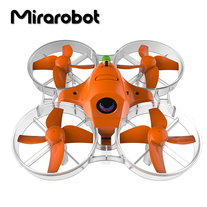 Mirarobot S85 Micro FPV Racing Drone Quadcopter Acro Flight Mode Switch with CM275T 5.8G 720P Camera mirarobot s85 micro fpv racing drone quadcopter acro flight mode switch with cm275t 5 8g 720p camera