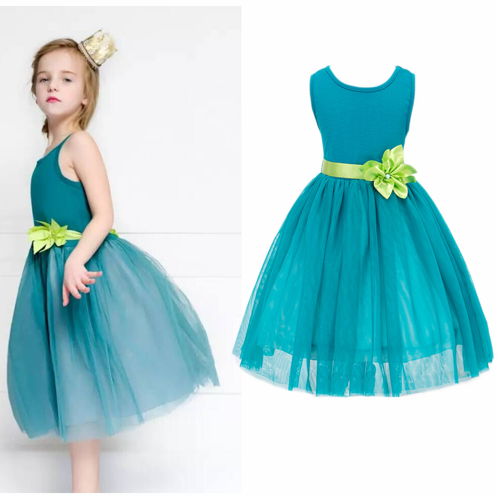 Green Sequin Dress Kids Promotion-Shop for Promotional Green ...
