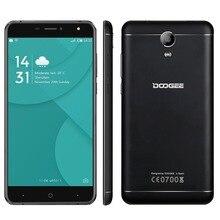 Новый оригинальный 6 «Doogee X7 Pro Смартфон Android 6.0 pobile телефон MT6737 Quad Core 2 ГБ Оперативная память 16 ГБ 13MP otg 4 г Touch ID телефона
