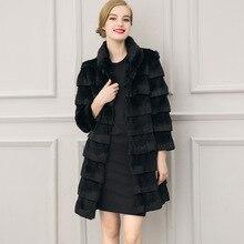 fur coat 2016  plush fur coat and long sections coat collar faux fur coat long sleeve fur jacket