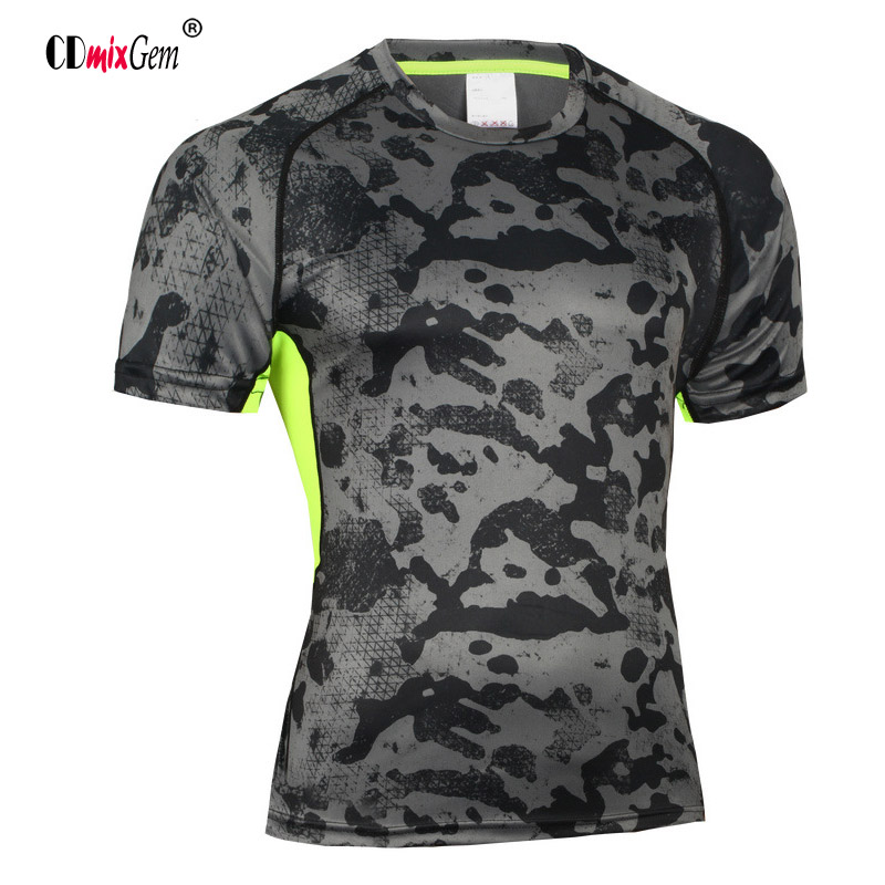 New breathable Running T-shirt basketball TEE football T-shits Trainning & Exercise T