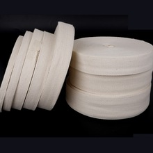 Wide 10mm-50mm white Ivory chevron 100% cotton ribbon webbing herring bonebinding tape lace trimming for packing accessories