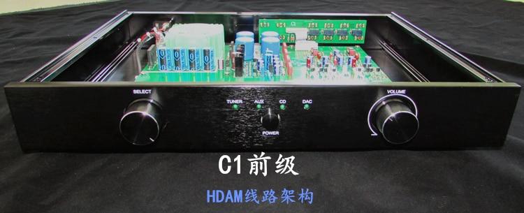 C1 fever preamp hifi high fidelity fever HDAM line preamplifier ost saturday night fever