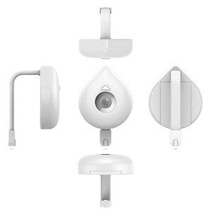 Image 4 - 16 farben Wc Nachtlicht Smart PIR Körper Motion Sensor LED Wc Sitz Lampe Bewegung Aktiviert Wc badezimmer Schüssel Nacht lampe