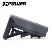 MK18 NAVY Stock Component For Airsoft Air Guns Gel Blaster Toy Hunting Accessories Gen8 Paintball  Xpower