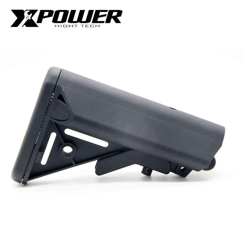 XPOWER MK18 NAVY Stock Component For Airsoft Air Guns Gel Blaster Toy Hunting Accessories Gen8 Paintball Xpower(China)