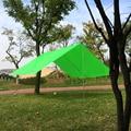 Портативный легкий тент для кемпинга  брезент  коврик для укрытия  гамак  водонепроницаемый  снаряжение  палатка для морского пляжа  рыбалки...