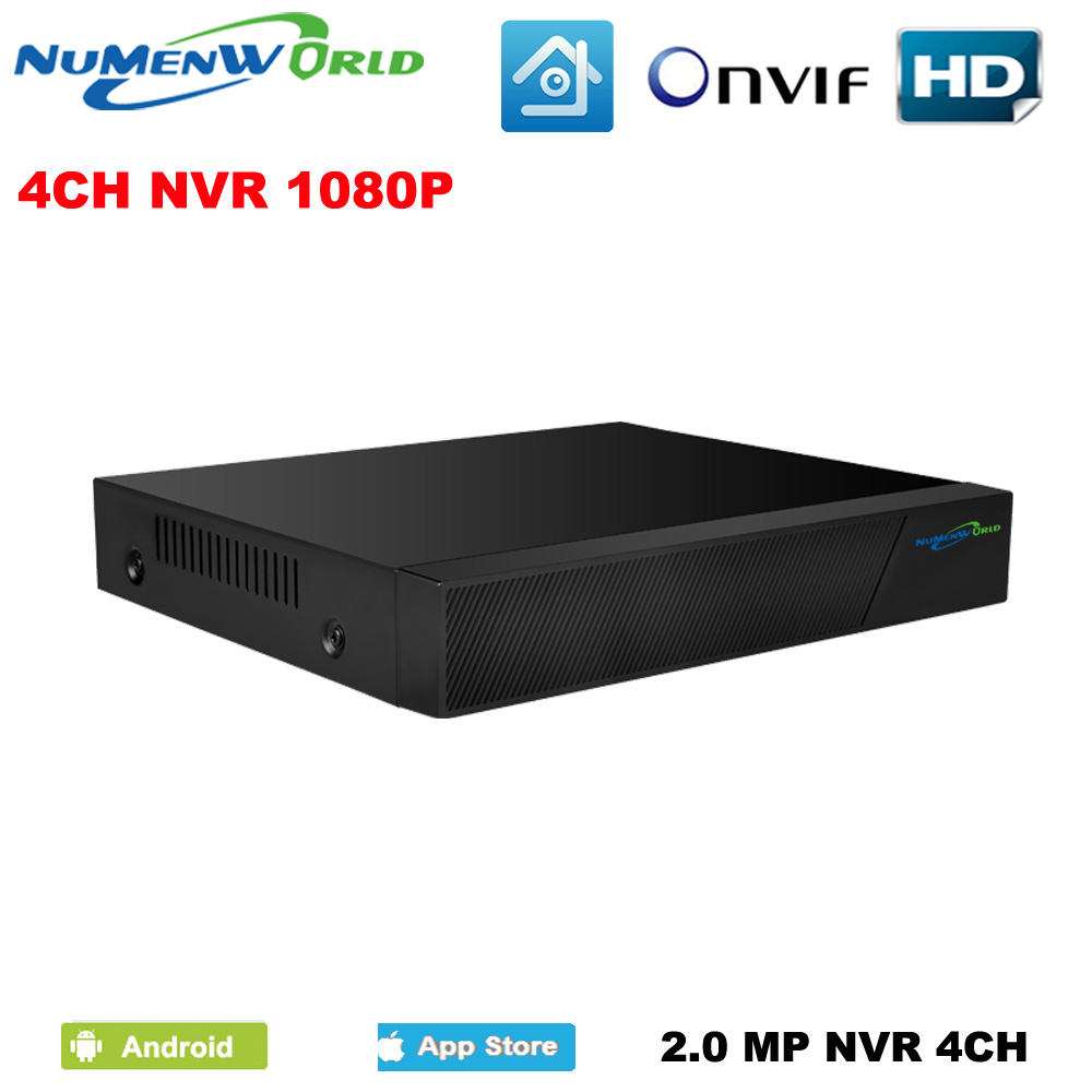 NEW original Full HD 4CH 1080P NVR CCTV Security NVR ONVIF H.264 HDMI Network Video Recorder 4 Channel For IP Camera system super 4ch ahd dvr ahd nh hd full hdmi 1080p 1080n video recorder h 264 cctv camera onvif network 4 channel ip nvr multilanguage