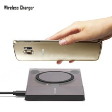 10w Quick charge Qi Wireless Charger for All Qi-Enabled Devices for samsung for iphone for lg