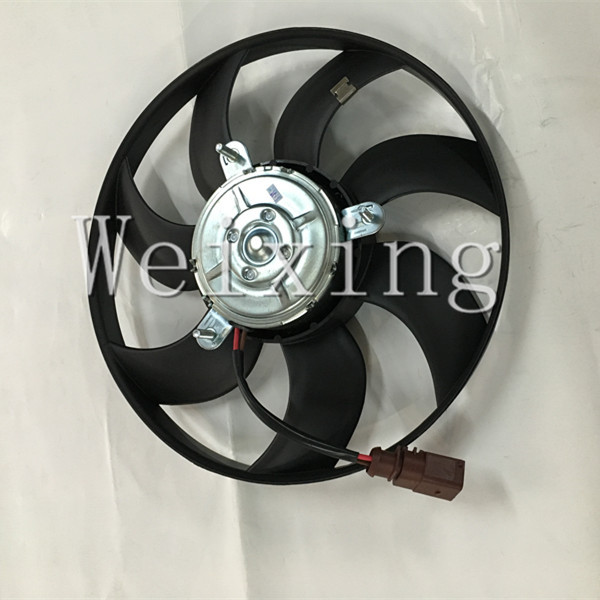 Auto electric cooling fan for Volkswagen Sagitar Touran Skoda Seat 1K0121205AD 1K0959455R 1K0959455ES 1K0959455CP 1K0959455DG