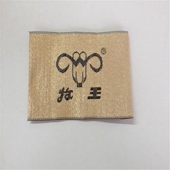 Custom Garment  Label High Density High Quality