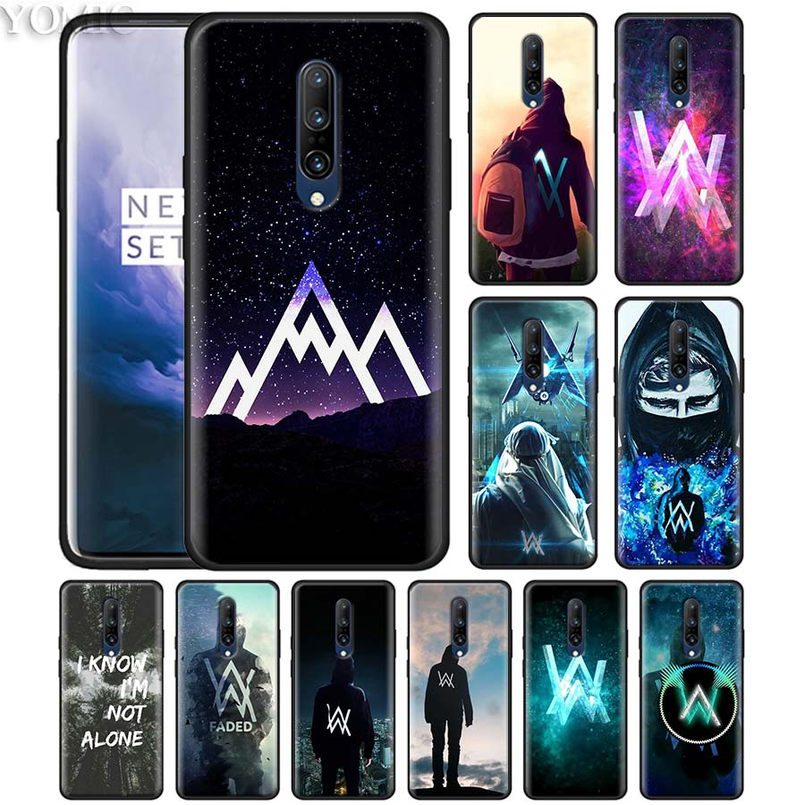 Alan Walker DJ Faded Phone Case for font b Oneplus b font font b 7 b