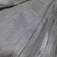 Antibacterial 100% Silver Fabric For Clothing