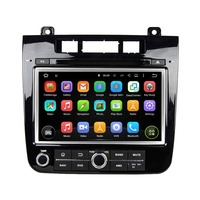 KLYDE 2 Din 8 Android 8.1 Car Radio For Volkswagen TOUAREG 2010 2014 Multimedia Player Flansh 16GB Stereo DVD RAM 2GB Car Audio