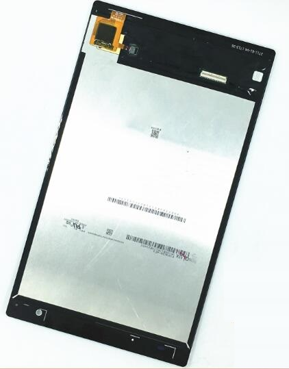 New 8 inch For Lenovo Tab 4 Plus TB-8704X TB 8704X  LCD Display + Touch Screen Digitizer Glass Full Assembly Tablet PC full new 10 1 inch lcd display screen touch screen panel digitizer assembly replacement for lenovo yoga tablet 2 1051 1051l