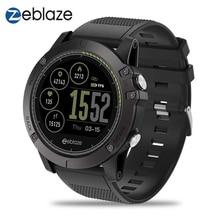 Zeblaze VIBE 3 HR Smartwatch IP67 Waterproof Wearable Device Heart Rate Monitor IPS Color Display Sport Smart Watch Men