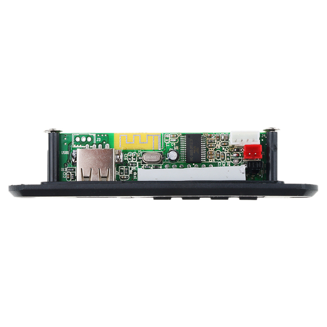 Wireless Bluetooth 12V MP3 WMA Decoder Board Audio Module USB TF Radio FM AUX For Car accessories