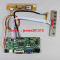 High Quality HDMI DVI VGA Audio Lcd controller board for 14.1inch LP141WX3 1280*800 lcd panel 100% Test