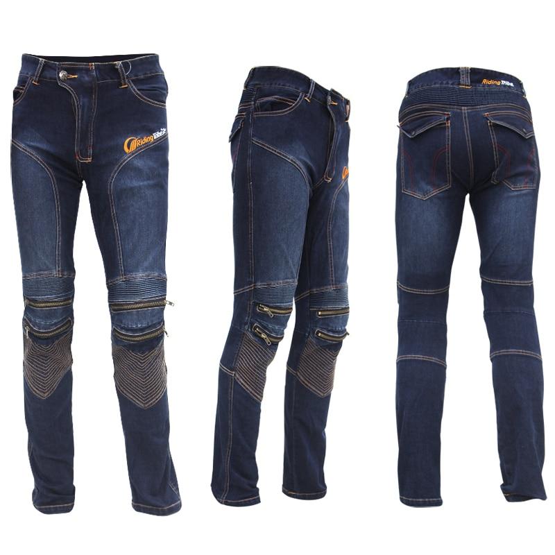 Hose Motorrad-zubehör & Teile Freies Verschiffen Motoboy Motorrad Reiten Hosen Racing Hosen Reiten Jeans