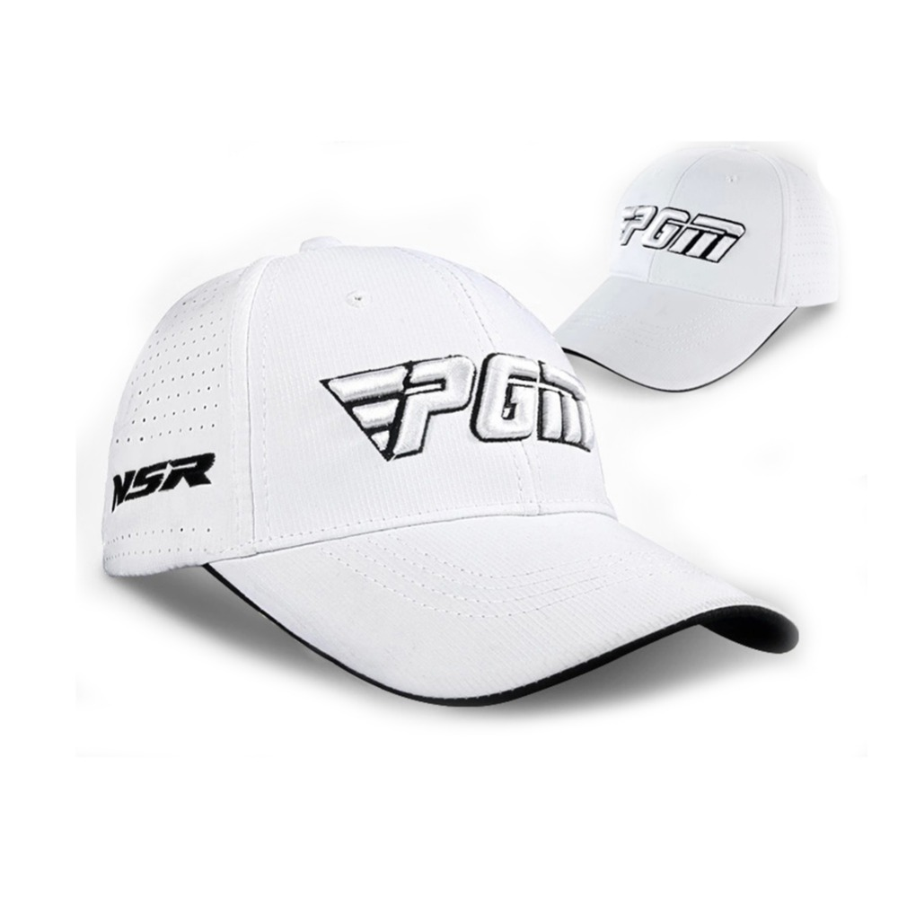 PGM Golf Cap Gym Casquette Adjustable Cap Men Women Summer Sports  Breathable Running Tennis Cap Topi Chapeu-in Golf Caps from Sports    Entertainment on ... 1c3cc500ac