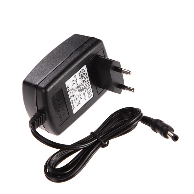 AC 100-240V Converter Adapter DC 5.5mm x 2.5MM 9V 2A 2000mA Charger Switching Power Supply EU Plug