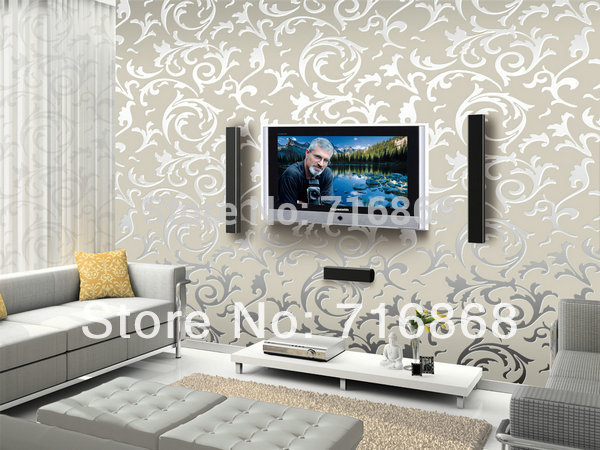 Compare prices on modern feature wall online shopping buy for Living room paper ideas