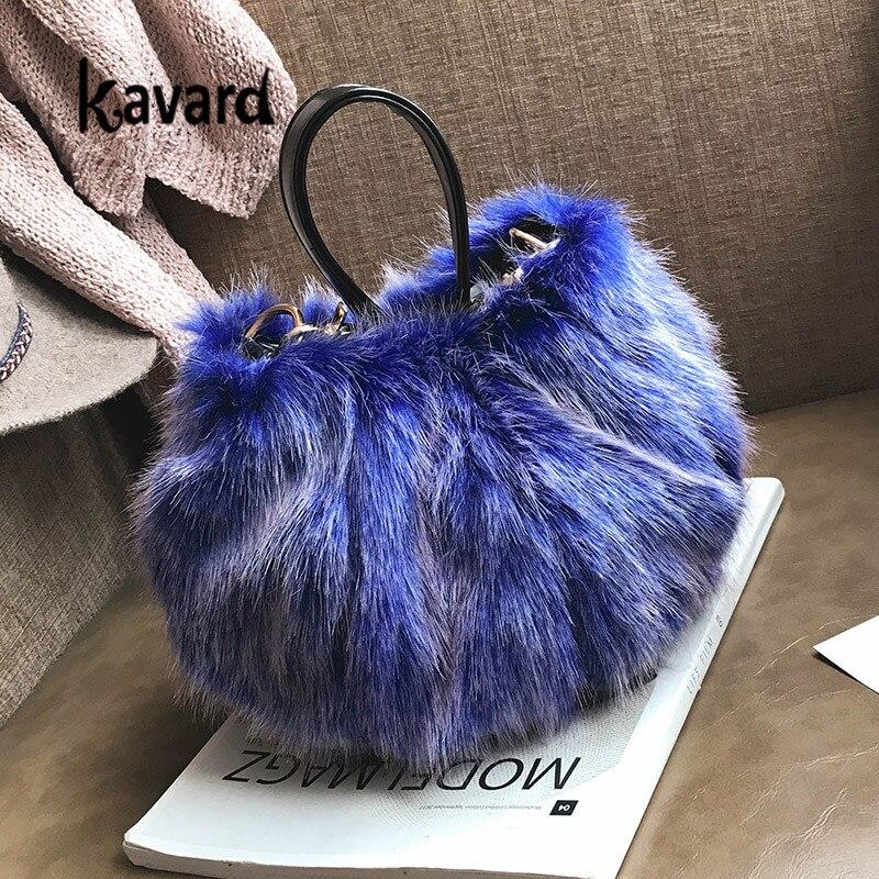 Minaudiere Faux FurS hell Shoulder Bag for women 2017 sac luxe a main femme bolsa feminina ladies hand bag handbag women famous hell is for heroes повседневные брюки