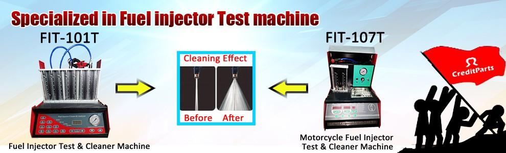 crdt / creditparts топливный инжектор узи чистого машина ПФР-210 топливной форсунки очиститель без pulse110v / 220 в