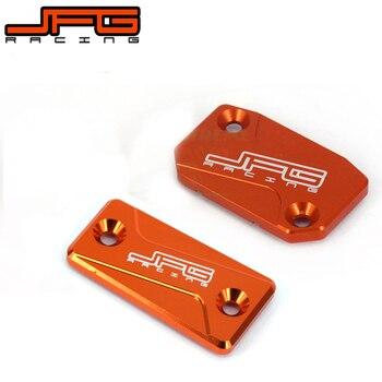 CNC передний тормоз и сцепление Жидкости Крышка Резервуара крышка подходит для KTM EXC125 SX125 SX144 SX150 XC150 EXC200 XCW200 SX SXF SXR 450