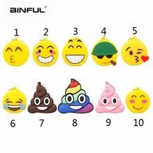 pen drive 128gb Emotion Expression Usb Flash Drive Smile Pen Drive USB 2.0 4GB 8GB 16GB 32GB 64GB usb memory Stick Pendrive gift usb stick usb 2 0 real capacity emoji emotion expression usb flash drive pen drive 1gb 64gb memory stick pendrive u disk