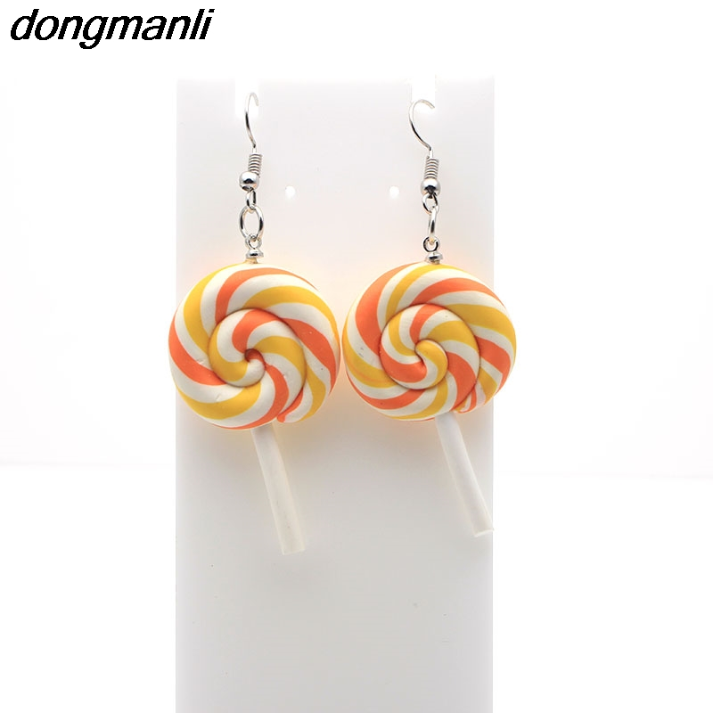 UNIQUE Candy Lollipop Fashion Earrings and Necklaces 1