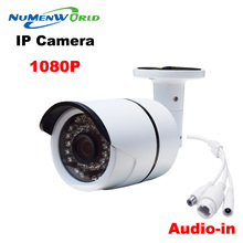 1920*1080 2.0MP IR network IP cam 1080P HD CCTV Video surveillance audio security IP camera ONVIF day/night outdoor webcams