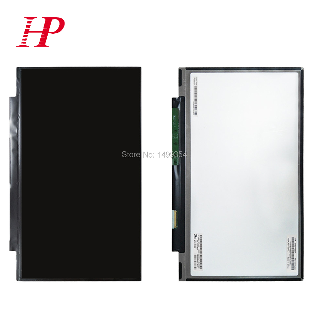 New Universal Laptop Screen LCD LVDS 30pins 14'' LED LCD Screen Display For LG LP140QH1-SPA2 40pins 2560*1440