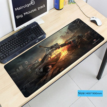 Mairuige 90X40cm World of Tanks Mouse Pad Pad To Mouse Notbook Computer Waterproof Mousepad Big Gaming