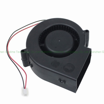 DC 12V 24V 9733 97x97x33mm 97mm Grill DC Centrifugal Turbine Blower Cooling Fan dc 12v dc 24v ws7040 small high pressure dc brushless centrifugal blower car air purifier fan negative pressure suction fan