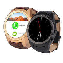 K18 Free Shipping Smart Watch 3G X5 Android WCDMA WiFi Bluetooth SmartWatch GPS 1 4 AMOLED
