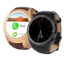 K18 Freies Verschiffen Smart Uhr 3G X5 Android WCDMA WiFi Bluetooth SmartWatch GPS 1,4 «Amoled-display ähnliche Huawe uhr