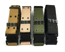 Tactical Belt Military Mens Combat Duty Belts Outdoors Nylon Lumbar Battle Airsoft Hunting Outdoor Equipment Wear