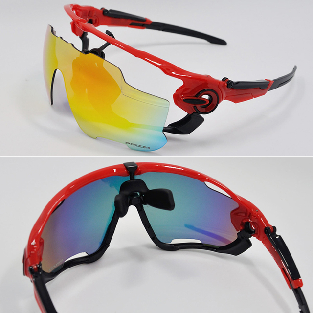 823a865c6a Best Price ACEXPNM Brand JBR Polarized Cycling Glasses TR90 Cycling Goggle  4 Lens Cycling Eyewear Bike