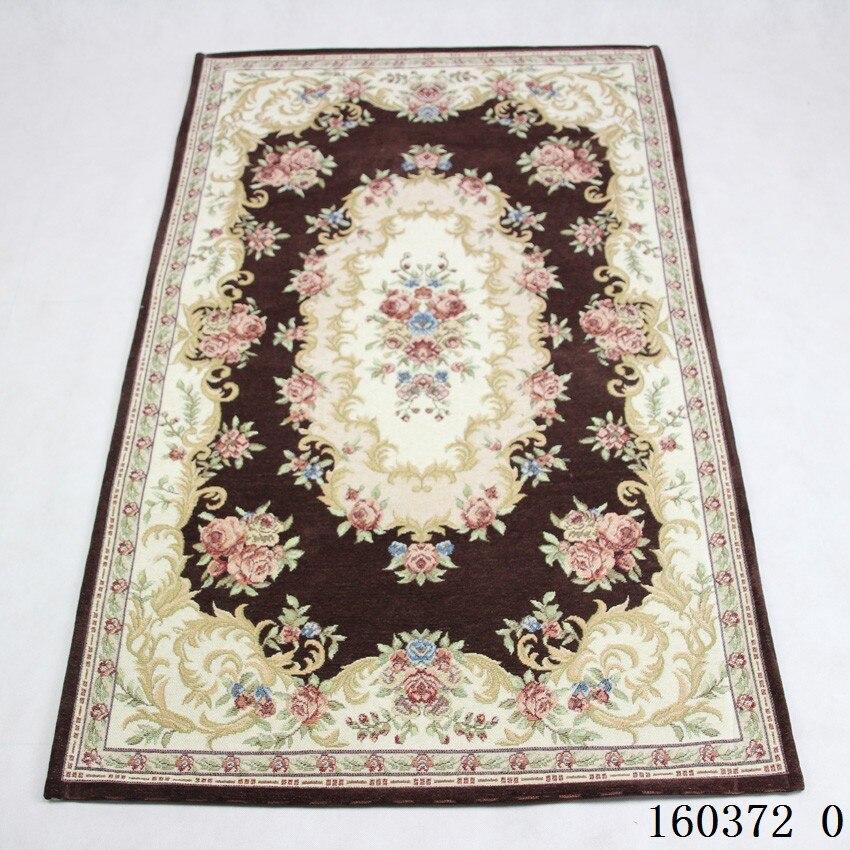 Grand 120*70 cm Chenille musulman islamique Tapis de prière voyage couverture de prière Salat Musallah Tapis de prière Tapis Tapete Tapis de prière